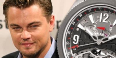 Relojes solidarios diseñados por Leonardo DiCaprio