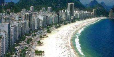 Ola de calor en Río de Janeiro