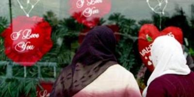 En Arabia Saudí prohíben la celebración del Día de San Valentín