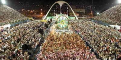 Pusieron punto final a dos jornadas de desfiles del carnaval en Río de Janeiro