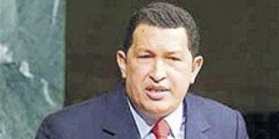 Cruse verbal entre el mandatario venezolano, Hugo Chávez y Alvaro Uribe