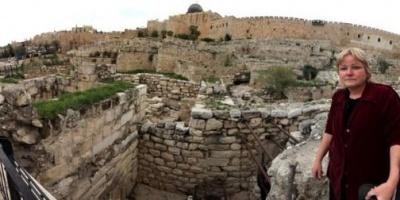 En Jerusalén hallan lo que podría haver sido el palacio del Rey Salomón