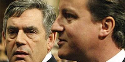 Gordon Brown renuncia y cede su lugar a Cameron