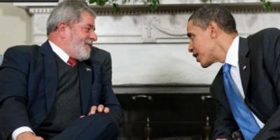 Obama plantó a Lula