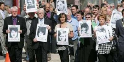 """Gran Bretaña pide perdón por el """"Bloody Sunday"""""""