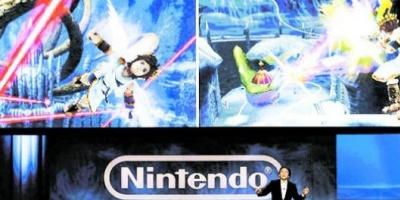 Nintendo mostró su consola portátil para juegos en 3D
