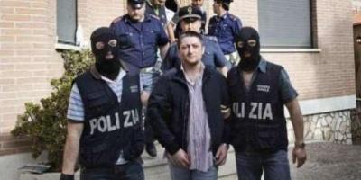 Italia: detienen a un poderoso jefe de la Camorra