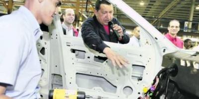 """OEA: se torna """"intolerable"""" la presión de Chávez a la prensa"""
