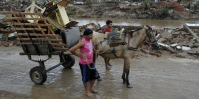 Brasil: sigue el rescate tras las lluvias
