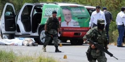 México: mantendrán las elecciones tras el asesinato de un candidato