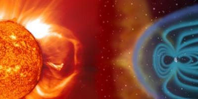 Tormenta solar en 2013