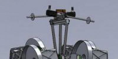 Hacia los Robots Capaces de Andar y Correr Gastando Menos Energía