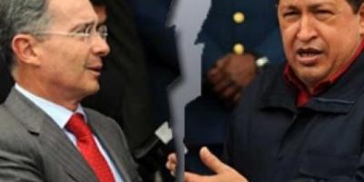 Chávez anunció que Venezuela rompe relaciones con Colombia