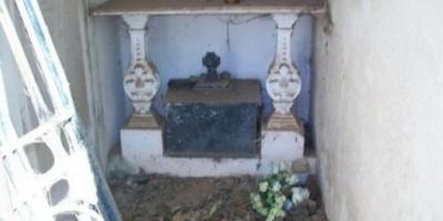 Alertan sobre ritos satánicos y vandalismo en cementerio de Paso de la Patria