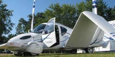 El auto volador estará a la venta en 2011
