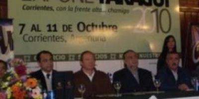 Apoyo legislativo a la Expone Taragüí 2010