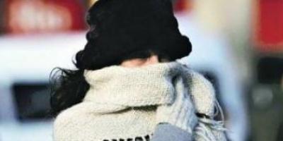 Se esperan temperaturas bajo cero para los próximos días