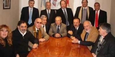 La intendente de Resistencia se reunió con Ernesto Sanz