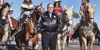 Narcos ofrecen u$s1 M por la cabeza del sheriff que lucha contra la inmigración ilegal