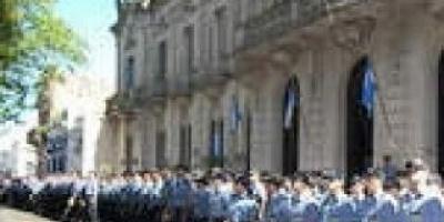 Múltiples actos para celebrar el Día de la Policía de Corrientes