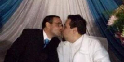 De Goya es el primer correntino que se casa con una persona del mismo sexo