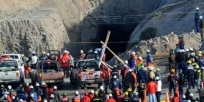 Buscan contacto con mineros atrapados en Chile