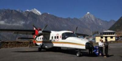 Cayó un avión en Nepal y murieron todos sus ocupantes