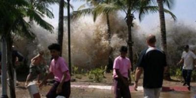 Tsunami en Indonesia: hay más de 40 muertos y 380 desaparecidos