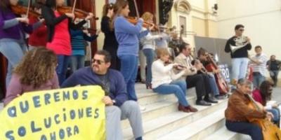 Sin diálogo para la Orquesta Sinfónica