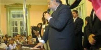 Pedro Cassani fue reelecto Presidente de la Cámara de Diputados