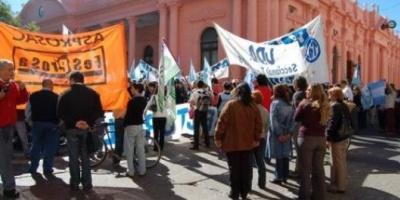 La Multisectorial amenaza con endurecer la protesta