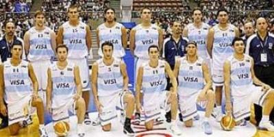 Con una gran tarea de Andrés Nocioni el equipo argentino ganó a media máquina. Hoy, con País Vasco.