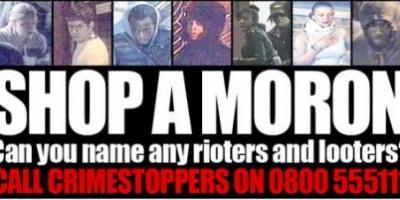 Londres: la prensa busca avergonzar a los manifestantes