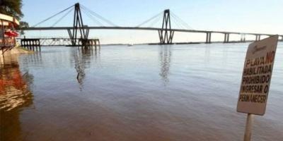 Hay varias provincias en alerta por la crecida del río Paraná